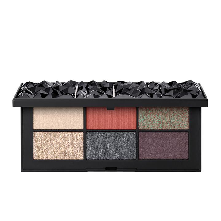 Paleta de sombras Eyeshadow Palette Provocateur de Nars: ediciones navideñas beauty