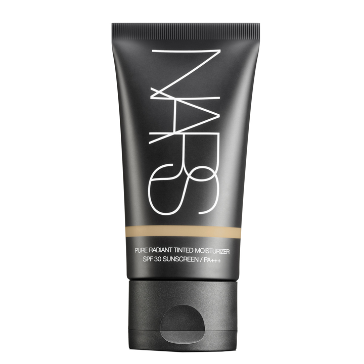Pure Radiant de Nars: cremas con color