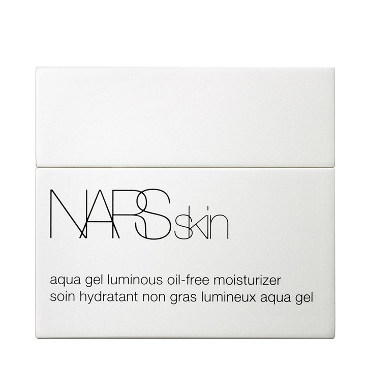 Crema Gel Aqua Luminous Oil-Free Moisturizer Skin de Nars: productos piel luminosa