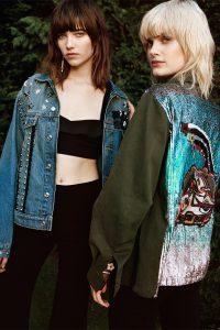 New Romantic, el nuevo editorial de Zara