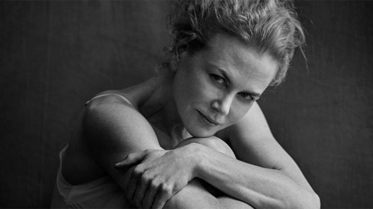 Calendario Pirelli 2017 Nicole Kidman