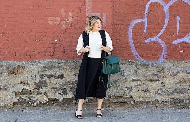 Nicolette Mason, blogger curvy