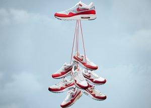 Nike presenta la Air Max más ligera hasta el momento