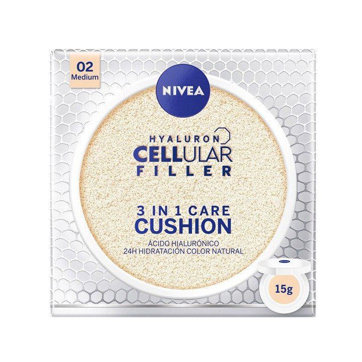 Hyaluron Cellular Filler de Nivea: bases de maquillaje 2019