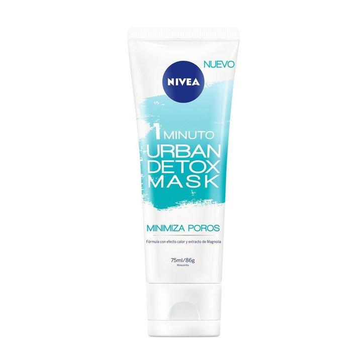 1 Minuto Urban Skin Detox de Nivea: mejores productos recuperarte vacaciones