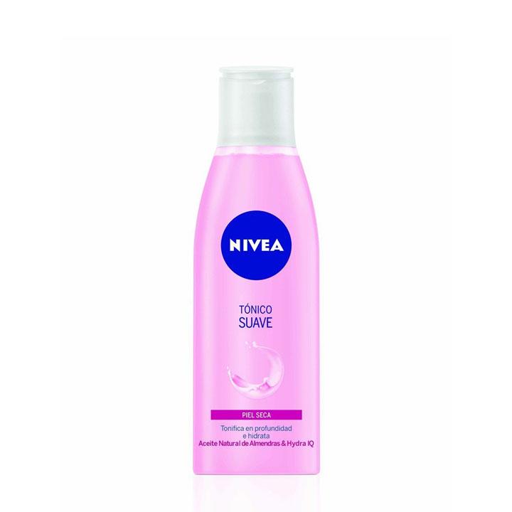 Visage Tónico Suave de Nivea: productos beauty pieles sensibles