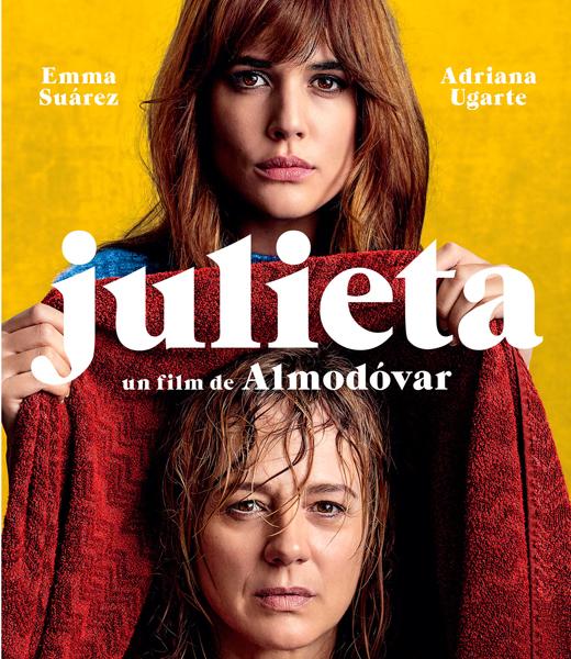 nominados a los Goya 2017. Julieta