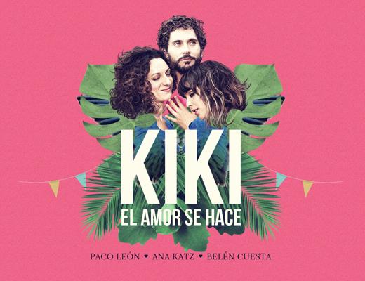 nominados a los Goya 2017. Kiki