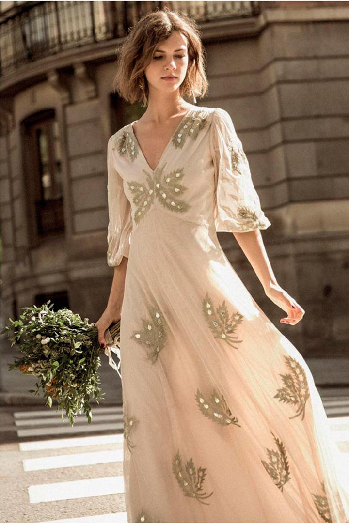 Vestidos para boda hoss intropia