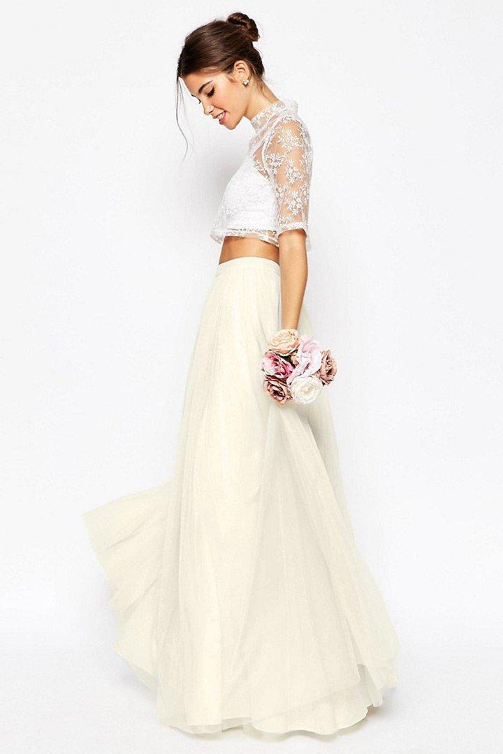 Segundas nupcias. Ideas para novias - StyleLovely