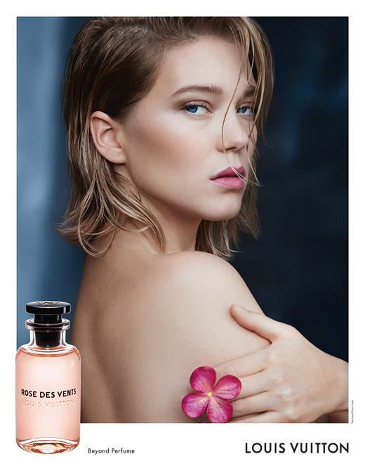 campaña nuevos perfumes de louis vuitton