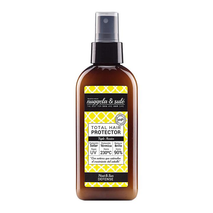 Nuggela & Sulé: productos proteger cabello del sol