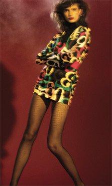 Nuria Rothschild, la modelo española que encandiló a Saint Laurent