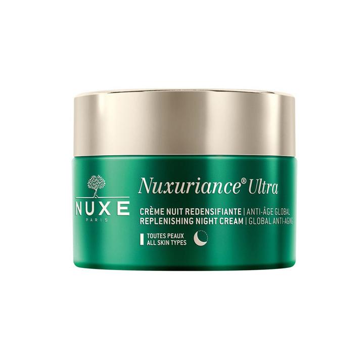 Nuxuriance Ultra Noche de Nuxe: productos cuidar piel mientras duermes