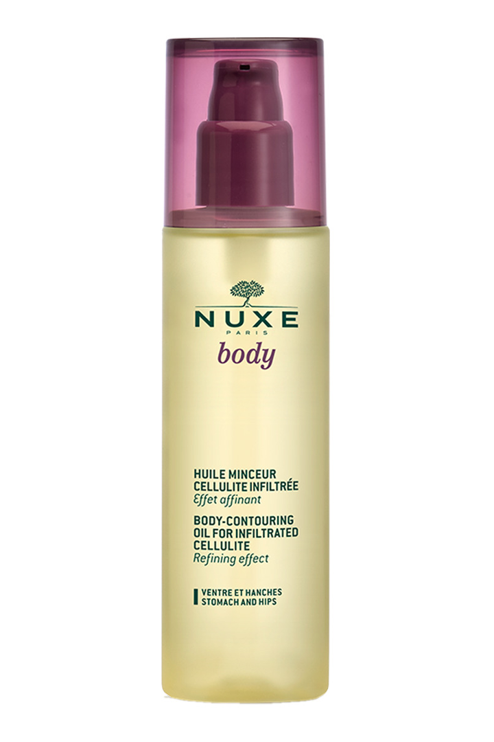 Nuxe: mejores productos anticelulíticos