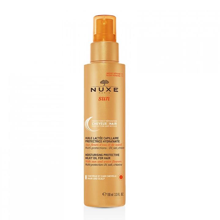 Nuxe: productos proteger cabello del sol