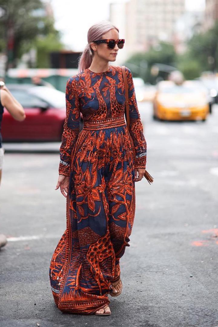 Influencers En New York Fashion Week
