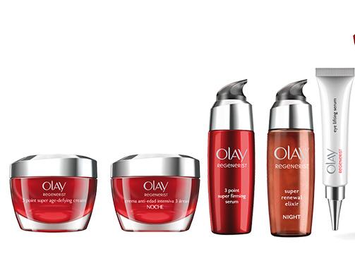Concurso OLAY Regenerist: cuida tu piel