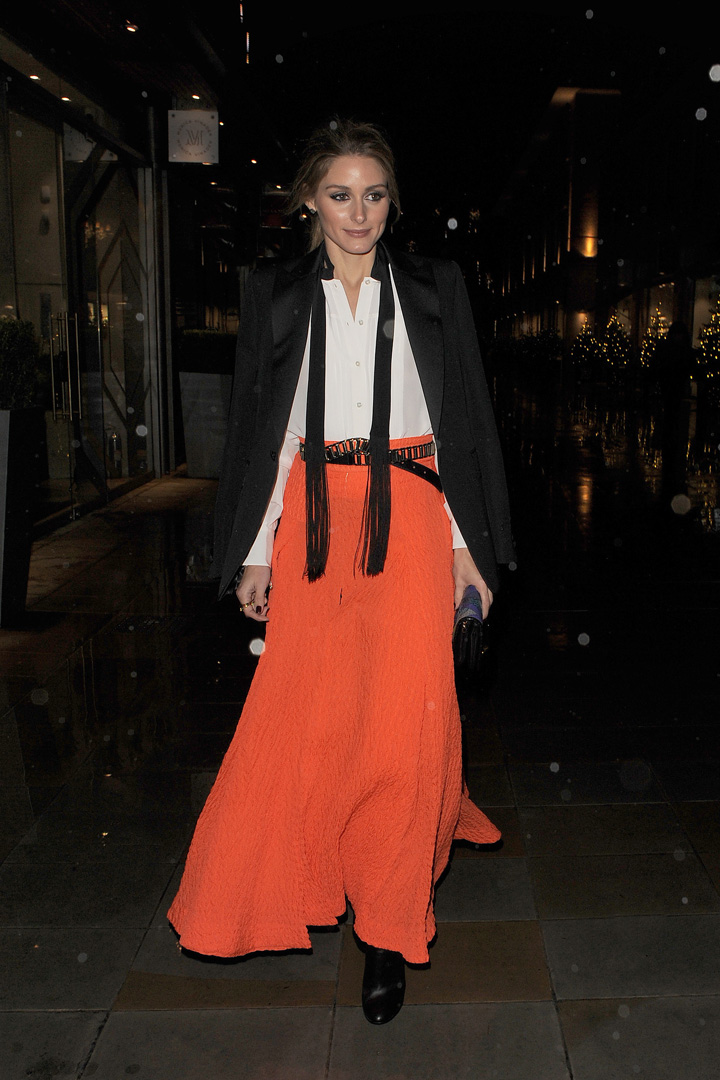 368e4f26bd Olivia Palermo  100 mejores looks - StyleLovely