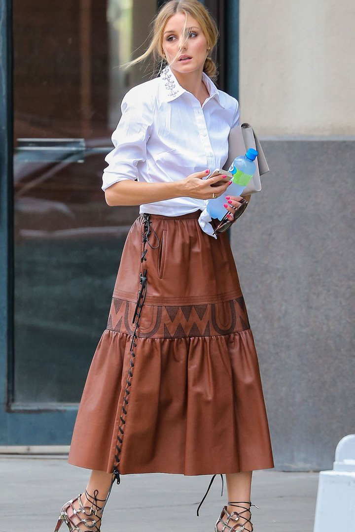 b4f0f2fa2 Olivia Palermo  100 mejores looks - StyleLovely