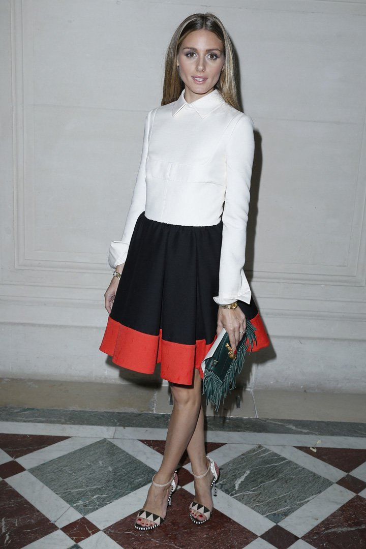 7d0794a27 Olivia Palermo: 100 mejores looks - StyleLovely