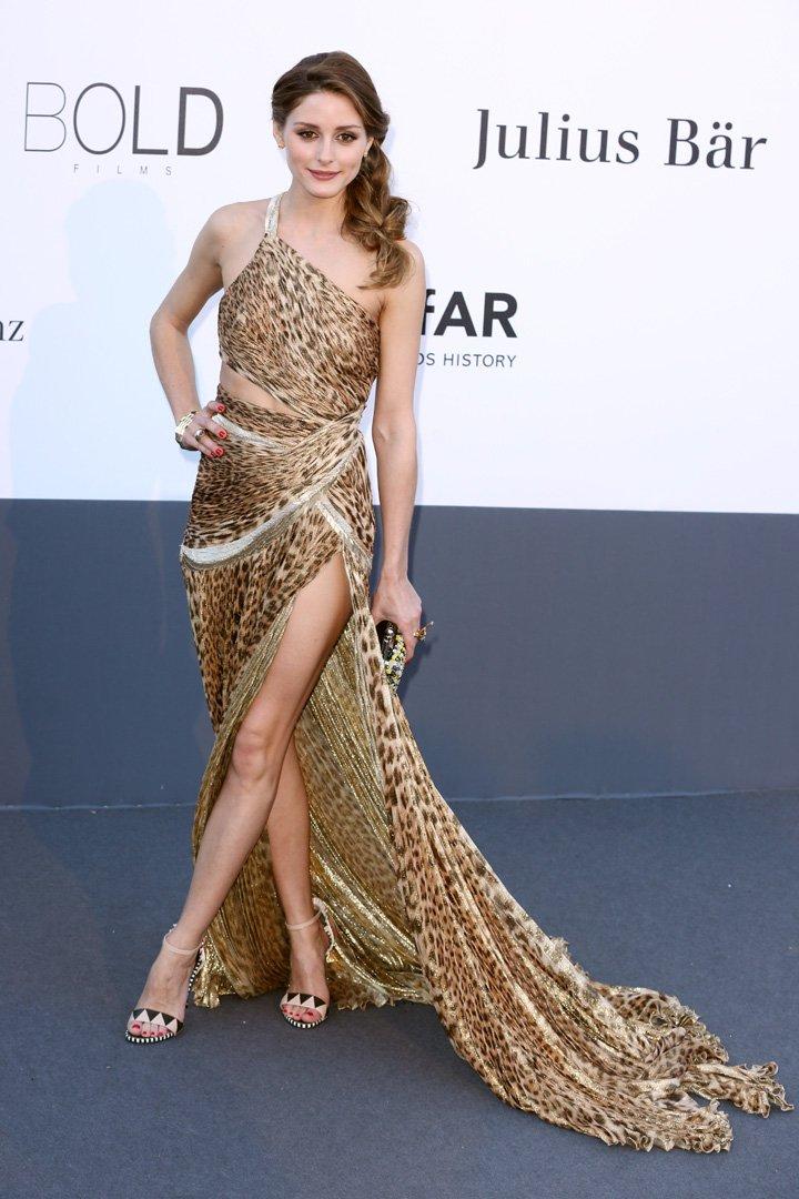 Olivia Palermo de leopardo