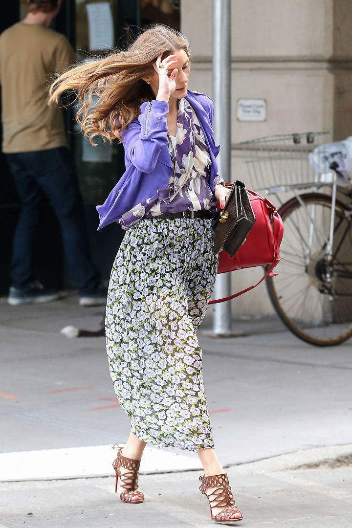 172e8f4b63 Olivia Palermo  100 mejores looks - StyleLovely