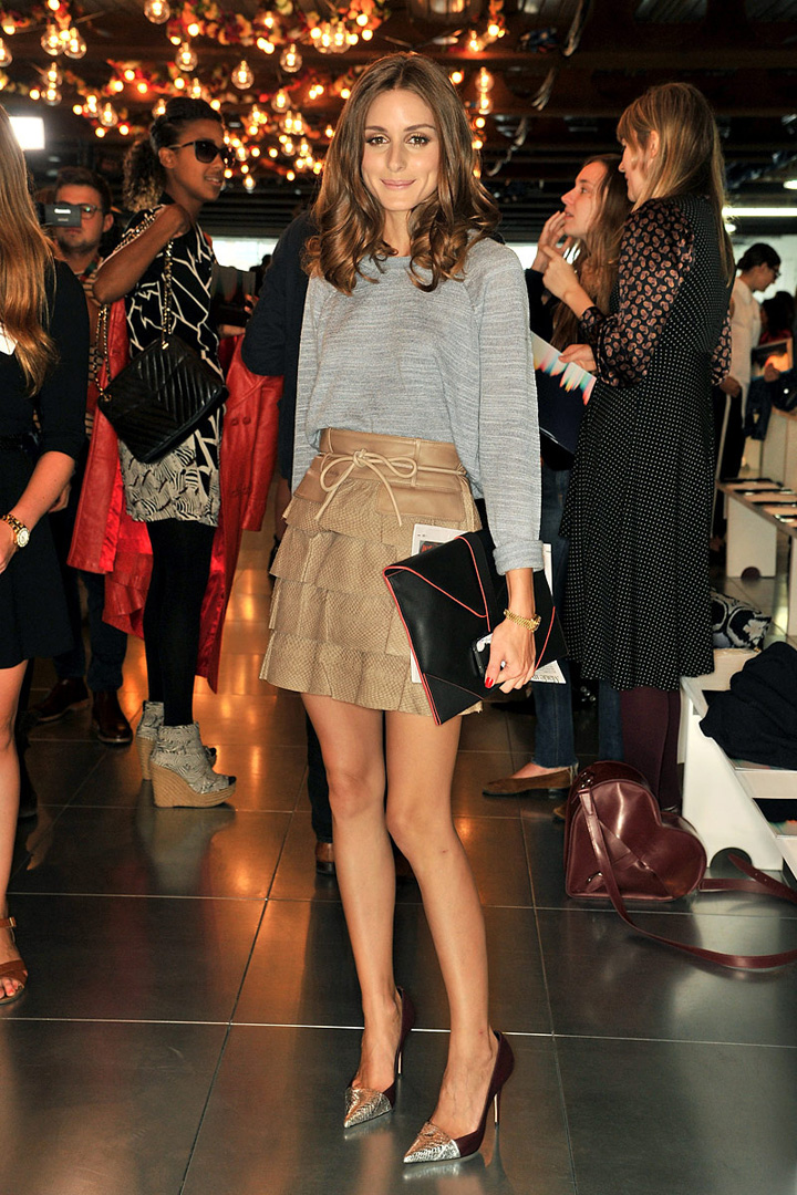 927f59fde Olivia Palermo  100 mejores looks - StyleLovely