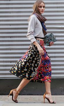 Olivia Palermo: su estilo