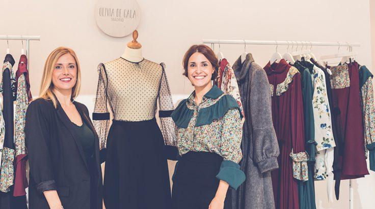 Olivia de Gala firma de moda española