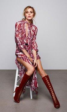 Olivia Palermo colabora en el diseño de una nueva colección para Nordstrom