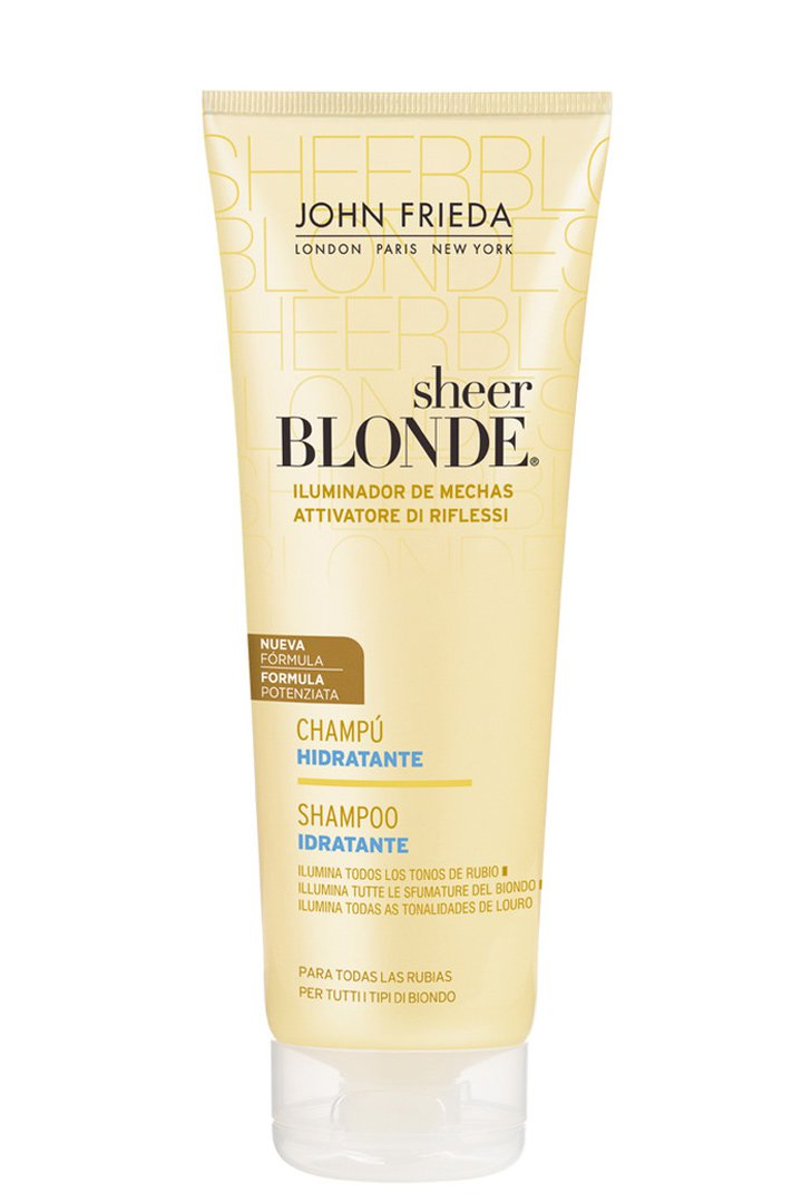 Champú Sheer Blonde John Frieda