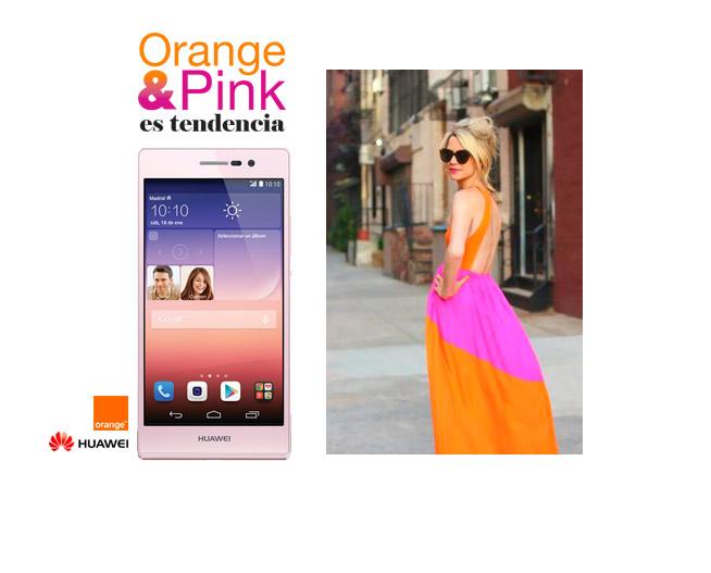 Llévate un Huawei Ascend P7 de regalo con Orange