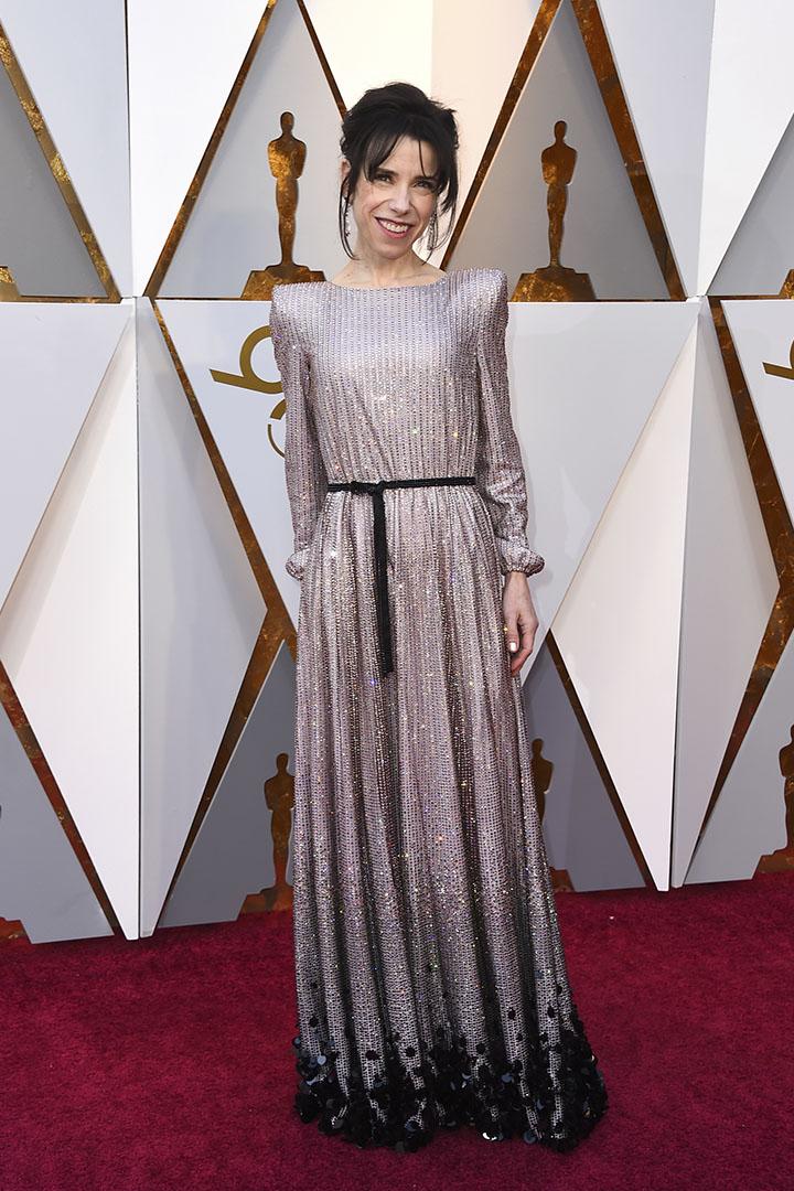 Sally Hawkins en los Premios Oscar 2018