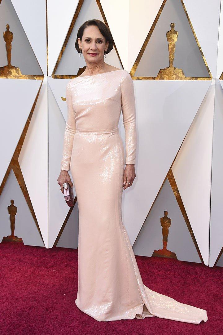 Laurie Metcalf en los Premios Oscar 2018