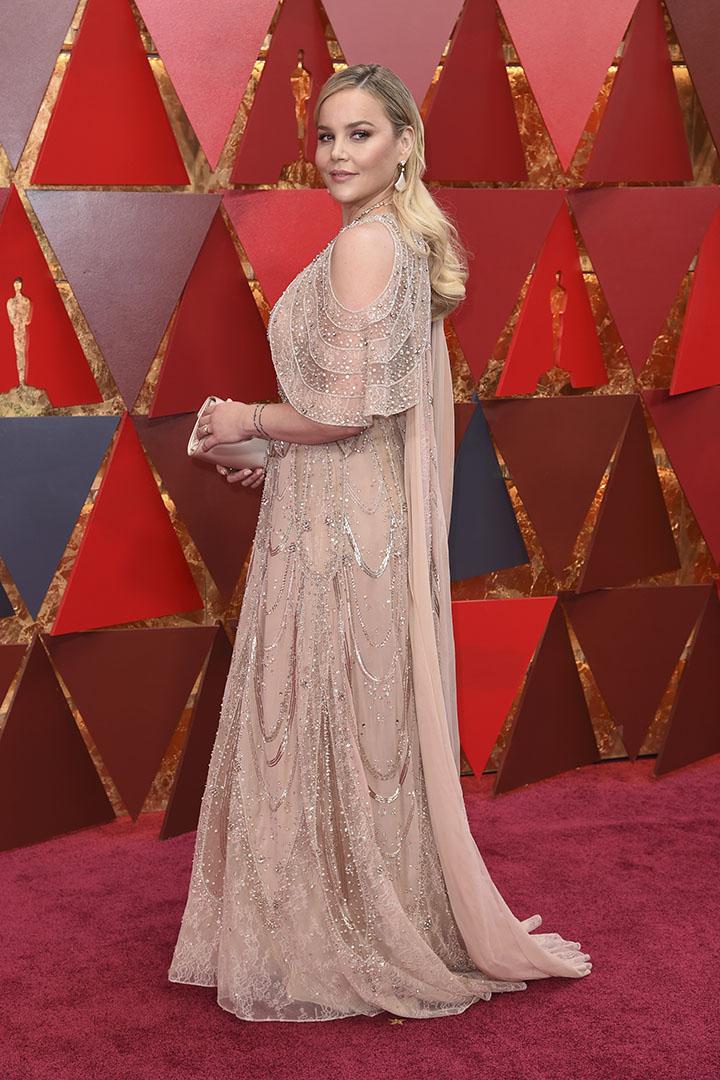 Abbie Cornish en los Premios Oscar 2018