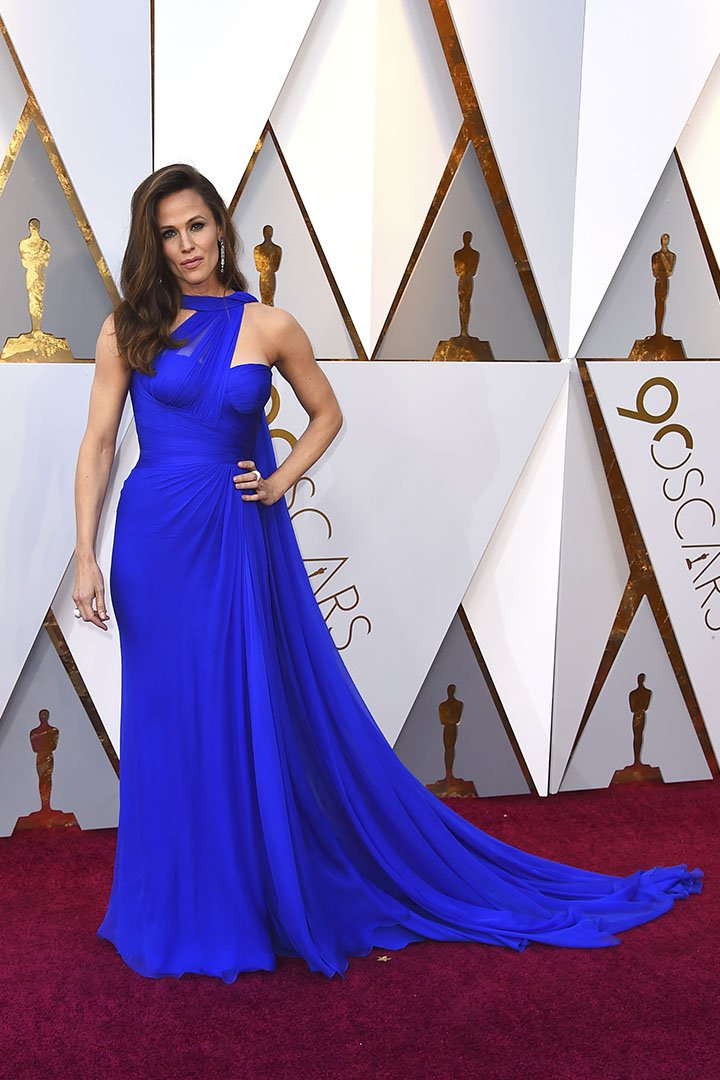 Jennifer Garner en los Premios Oscar 2018