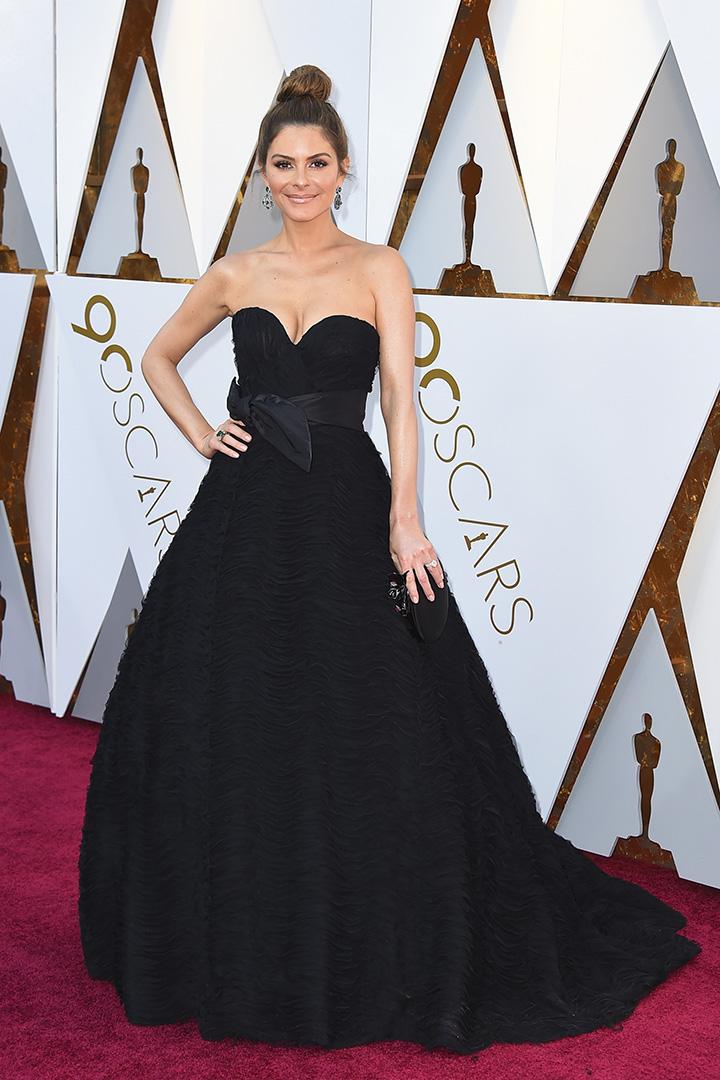 Maria Menounos en los Premios Oscar 2018