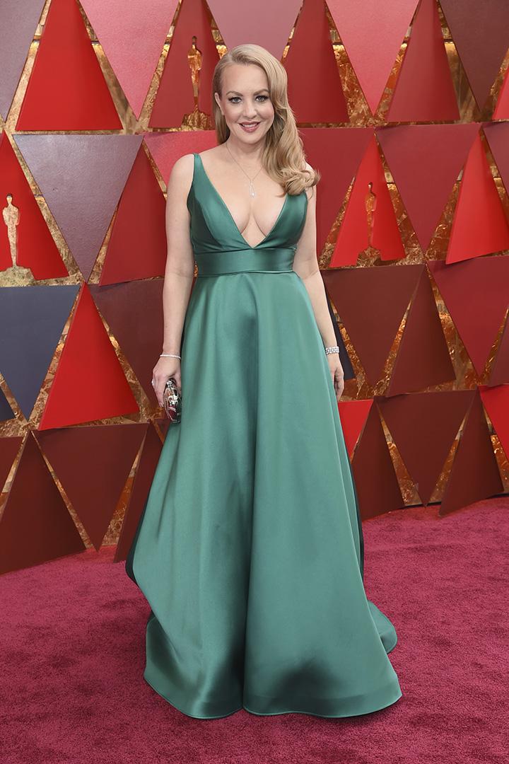 Wendi McLendon-Covey en los Premios Oscar 2018