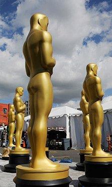 Bolsa de los premios Oscar