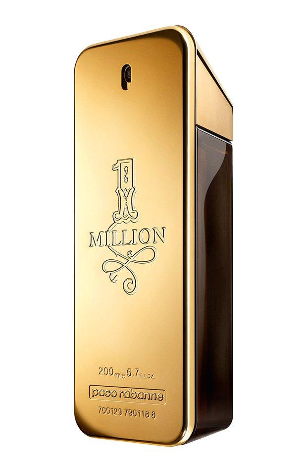 Eau de Toilette One Million de Paco Rabanne: San Valentín regala perfumes