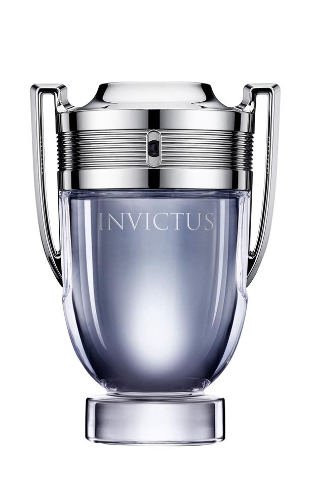 Eau de Toilette Invictus de Paco Rabanne: San Valentín regala perfumes