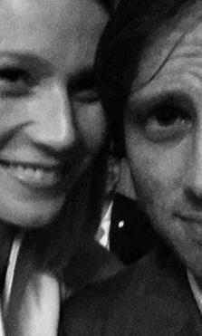 Gwyneth Paltrow y Brad Falchuk de vacaciones en México