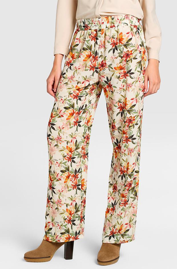 Pantalones de flores de Primeriti