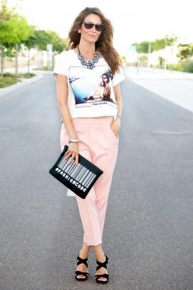 Clara Fernandez de Molina, fashion code