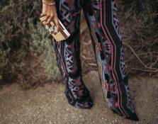 Pantalones con estilo para invitadas diferentes