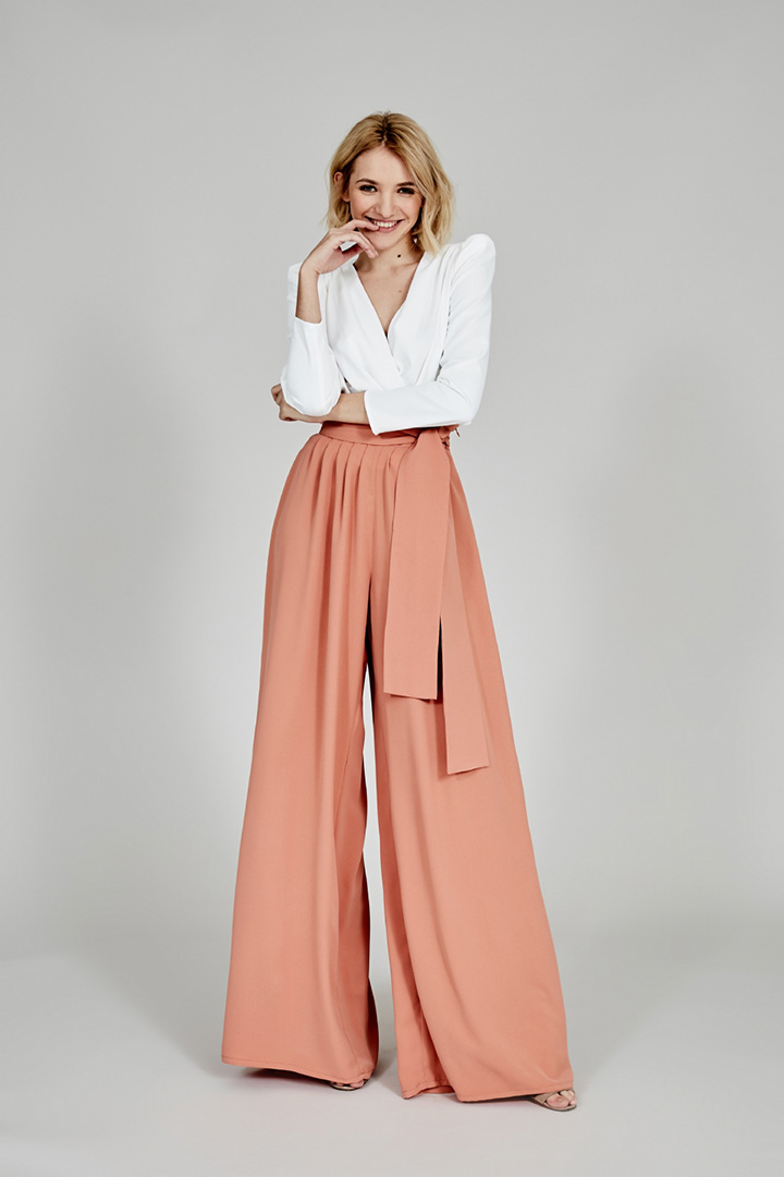 Limited Time Deals New Deals Everyday Pantalon Palazzo Boda Off 72 Buy