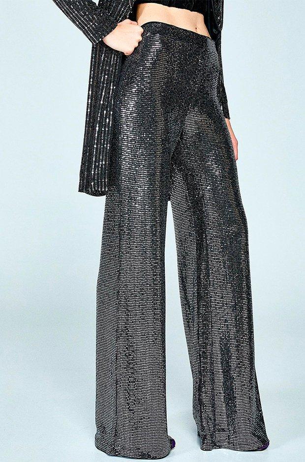 Pantalones de fiesta con brillos de Sfera