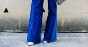 Esta temporada apuesta por los pantalones palazzo