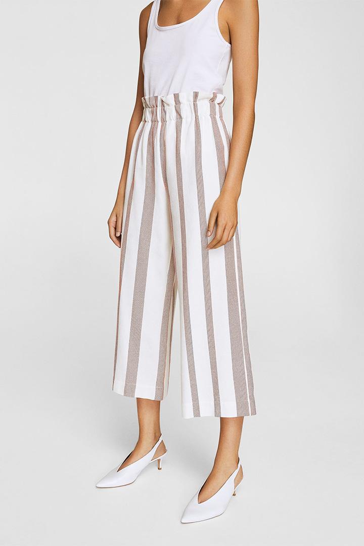 Pantalones paper bag, una tendencia en alza StyleLovely